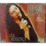 Cd Léa Mendonça   Louvor Profético [original]